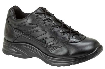 Thorogood Liberty Black Oxford Uniform Shoes - 834-6932
