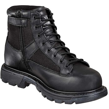 Thorogood Trooper 6-inch Waterproof Side Zip Tactical Boot