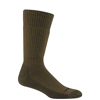 Wigwam Berry Compliant Coyote Military Boot Sock