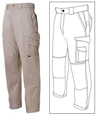 24/7 Cotton Tactical Pants