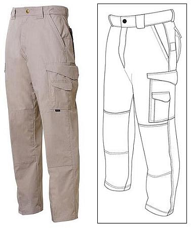 24/7 Cotton Tactical Pants