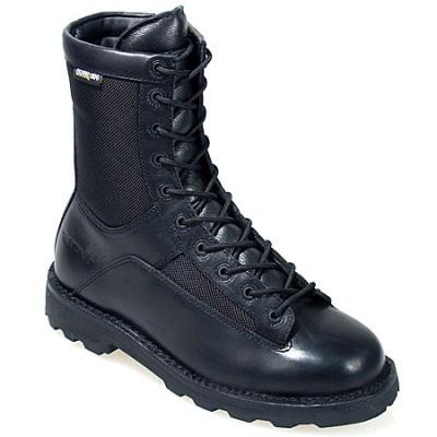 Bates 3140 Durashocks Military Police Side Zip Lace To