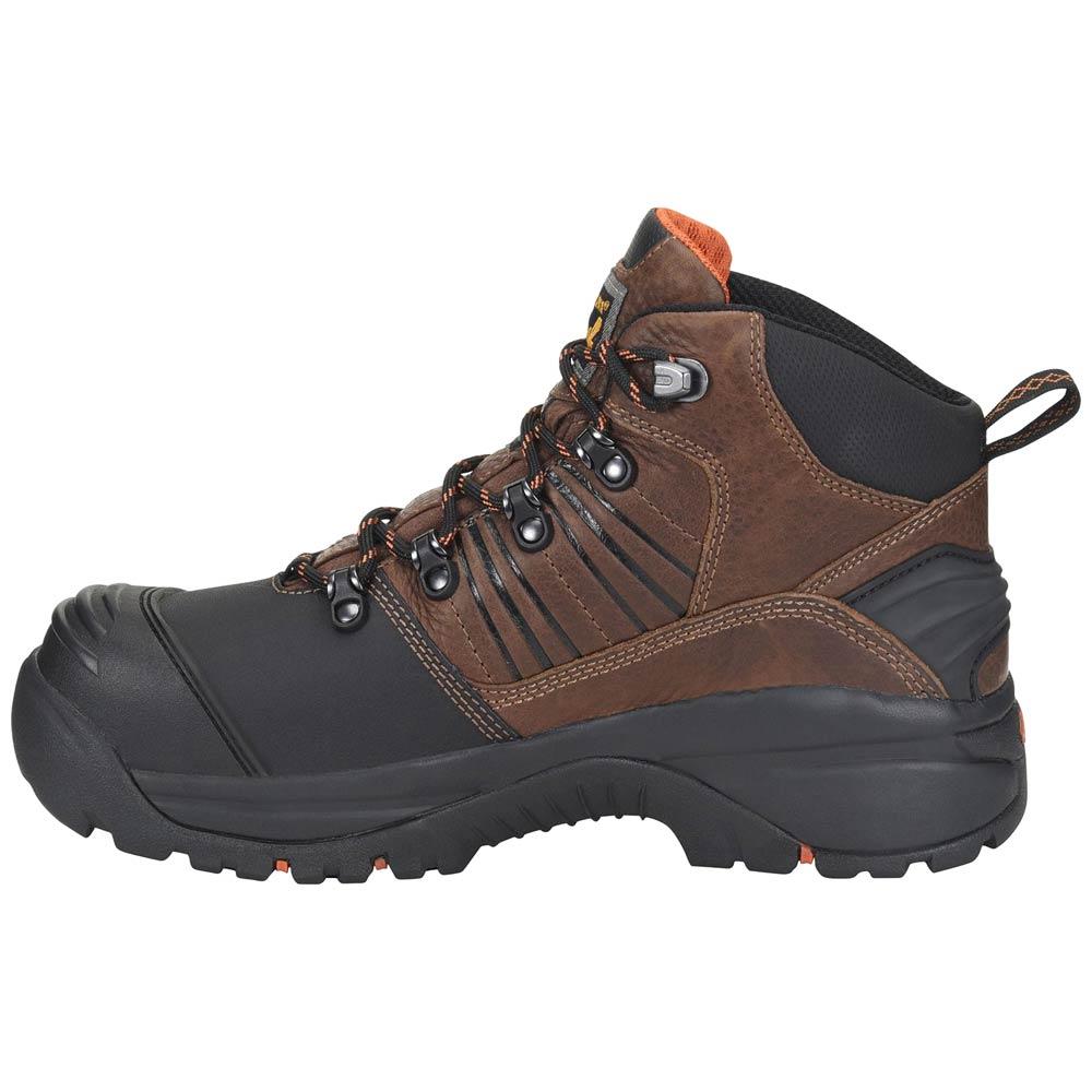 36d1469aafb Carolina Miter INT Men's 6-inch Waterproof Carbon Composite Toe D3O  Internal Metguard Boot