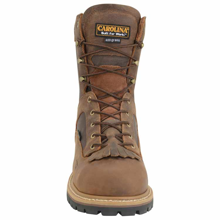 premium selection f933a 98e81 Carolina Grind Men's 8-Inch Waterproof Insulated Work Boot