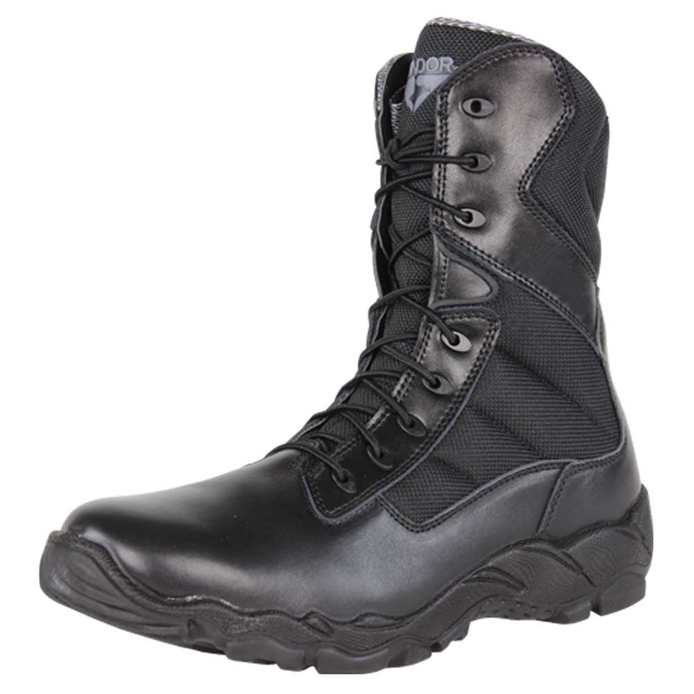 Condor Bailey 8 Inch Black Tactical Boot