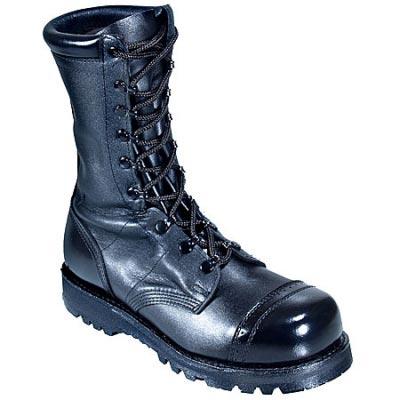 10 inch Steel Toe Combat Field Boot