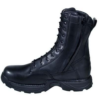 Danner Striker Ii Ems Side Zip Mens Black Safety Toe Boot