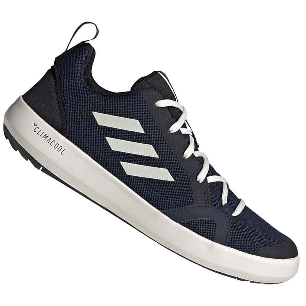 Adidas Terrex Boat H.RDY Navy/White Amphibious Shoes