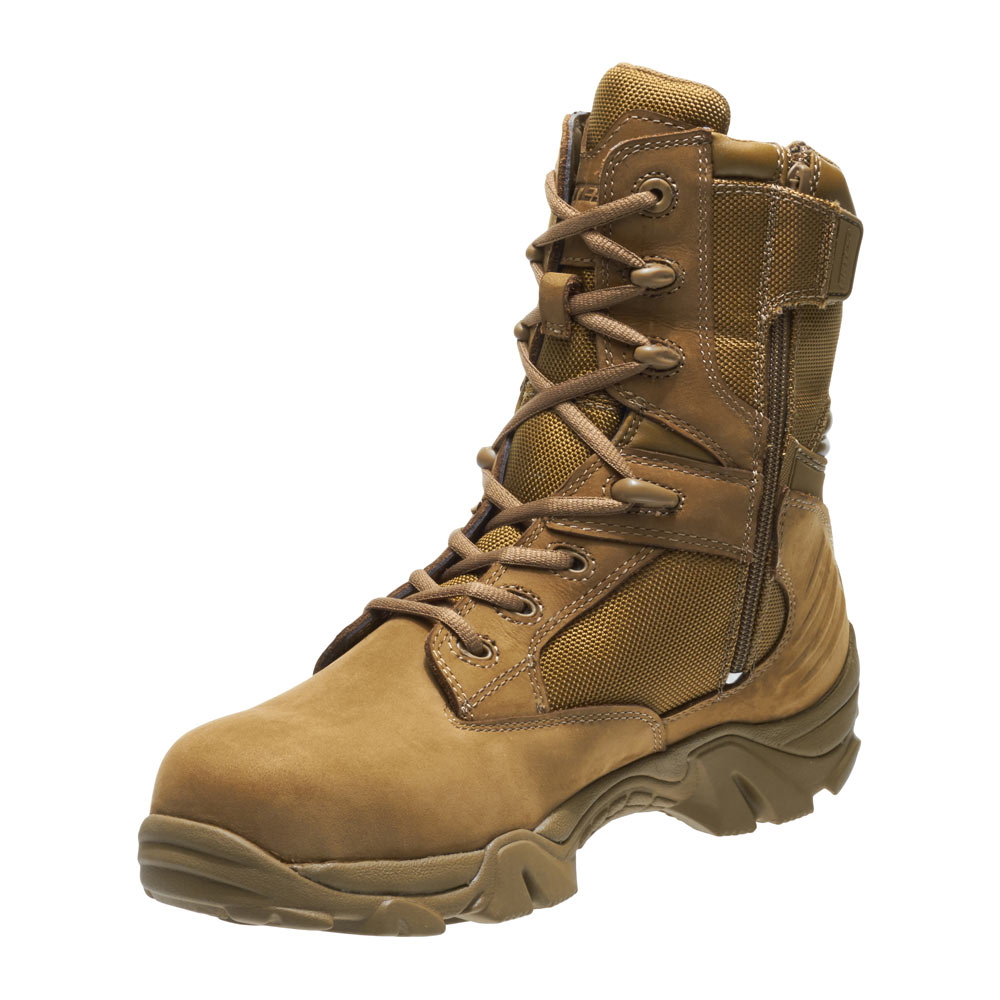 2087341ec43 Bates GX Coyote 8-Inch Waterproof Composite Toe Tactical Boot