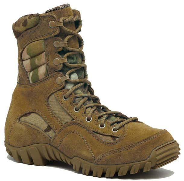 Belleville Khyber 8 Inch Multicam Boots Belleville Tr560