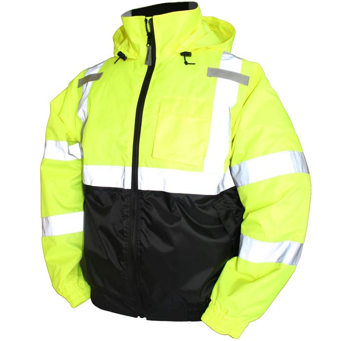 Tingley Class 3 High Visibility Bomber Jacket Insulated