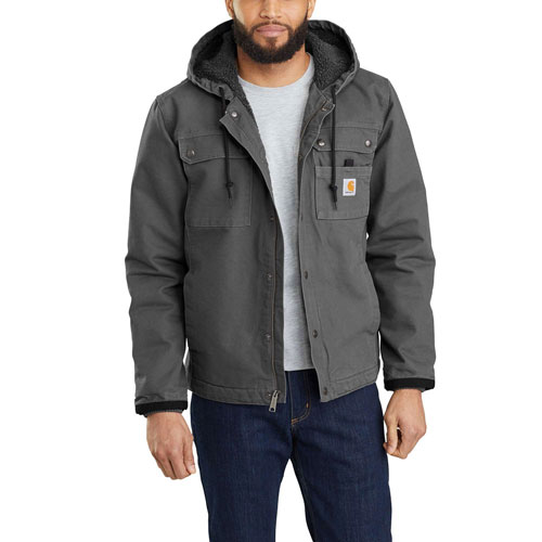 Carhartt Bartlett Lined Heavyweight Duck Jacket