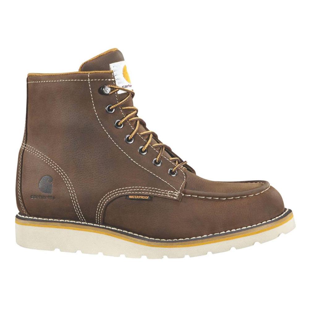 Flat Sole WP Steel Toe Work Boot