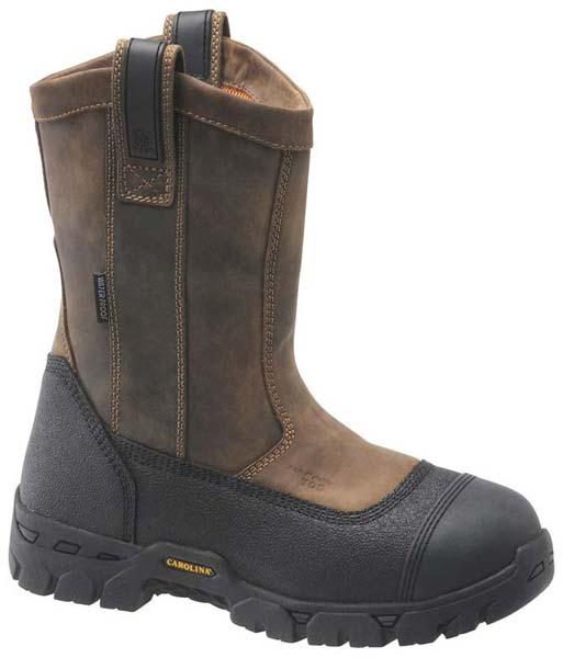 b5e74c93451 Carolina CA5533: Waterproof Composite Broad Toe Wellington Boot