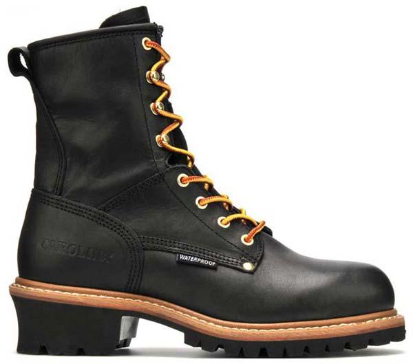 Men's Steel Toe Waterproof Logger Boot