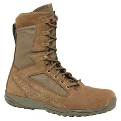 Military Tactical Desert Tan Boots With Composite Toe Or