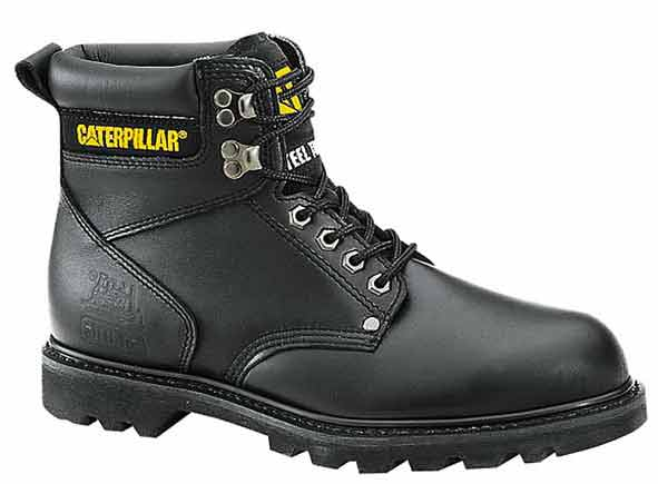 Caterpillar Second Shift Safety Toe Boot