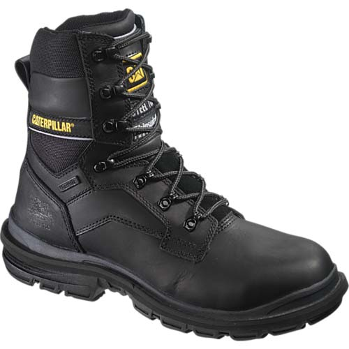 Generator 8 Inch Thinsulate Leather Steel Toe Boot