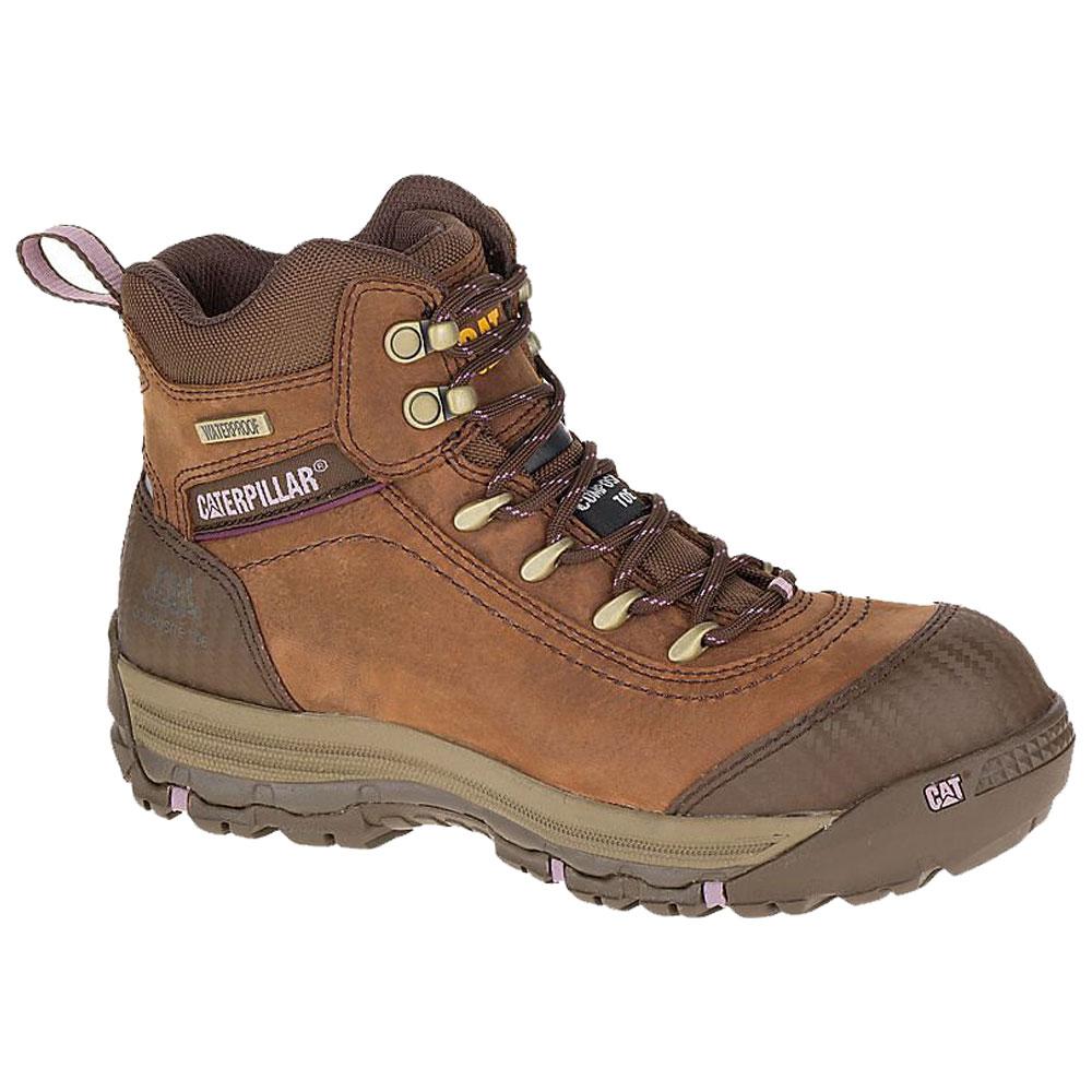 Waterproof Comp Toe Work Boot