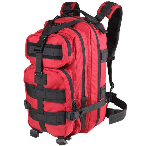 Condor Outdoor Compact Assualt Red Backpack
