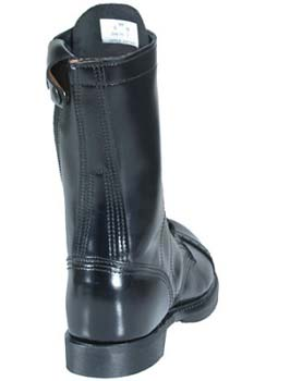 7fcaaf9010e Corcoran 10-inch Black Leather Side Zip Military Boots