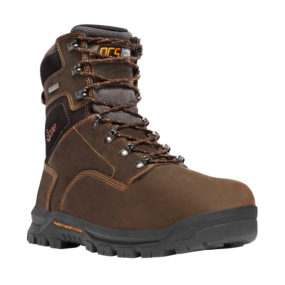 Danner Crafter 8-Inch Comp Toe