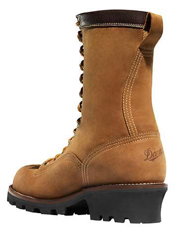 Danner 14574 Quarry Logger Classic Brown Leather