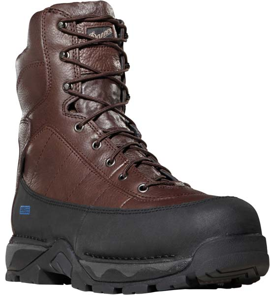 Danner 15524 Vandal 8 Inch Insualted Waterproof Work Boots