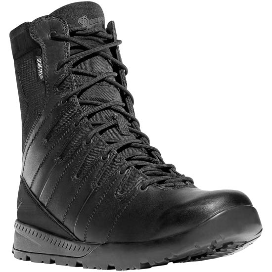 Danner Melee 8 Inch Black Waterproof Tactical Boot