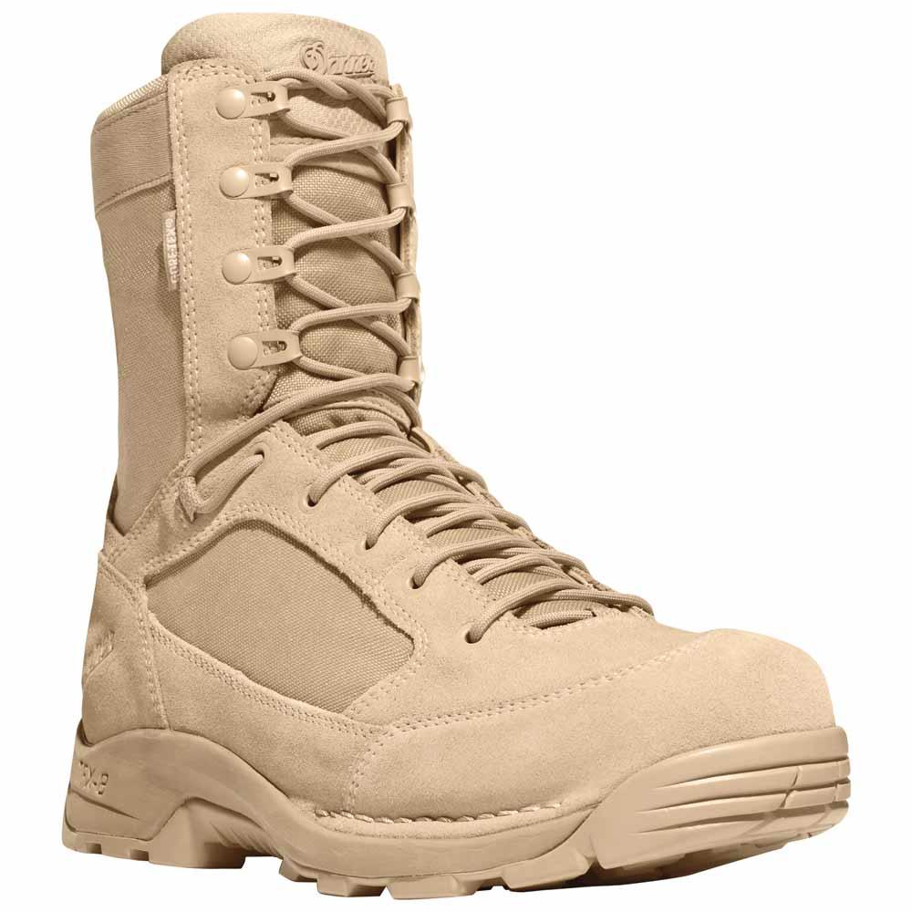 Danner Desert Tfx G3 8 In Tan Gore Tex Uniform Boot 24307