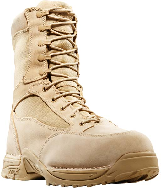 Danner Desert Tan Tfx Rough Out Waterproof 8 Inch Desert