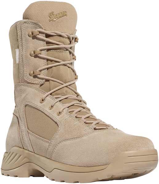 Danner Kinetic Waterproof Desert Tan Women S Boots 28060
