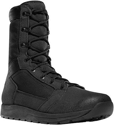 Danner Tachyon Black 8 Inch Lightweight Uniform Boots 50120
