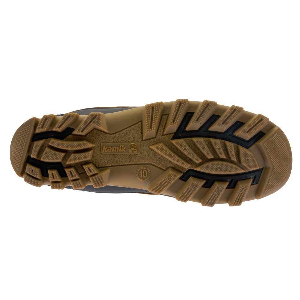 f042bf75235 Kamik Yukon 6-Inch Waterproof Winter Boot WK0721W-TAN