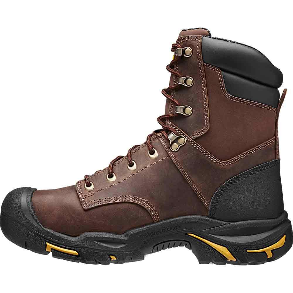 b43206e59b Keen Mt Vernon 8-Inch Steel Toe WP Work Boot 1013257