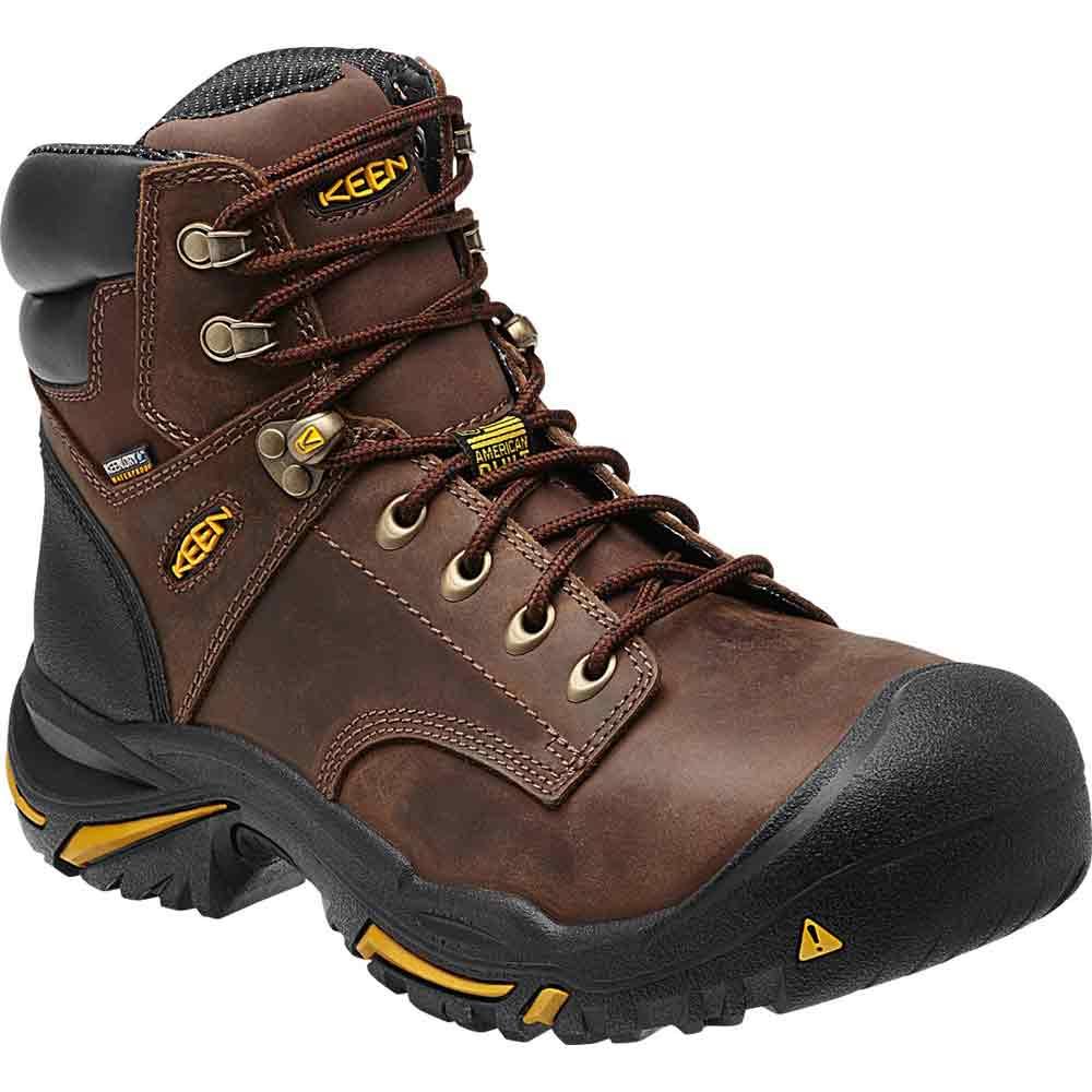 Keen Mt Vernon Steel Toe 6 Inch Wp Work Boot 1013258