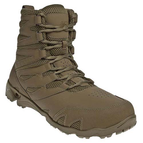 New Balance Abyss Ii Coyote 8 Inch Combat Boot Otb Water