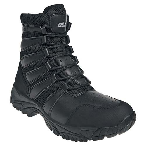 New Balance Bushmaster 8 Inch Black Tactical Boot Otb