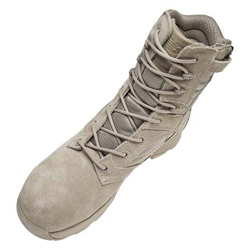 d41ec495d3f97 ... New Balance TAB Tan 8-inch Zip Safety Toe Tactical Athletic Boot -  982MTN · Share
