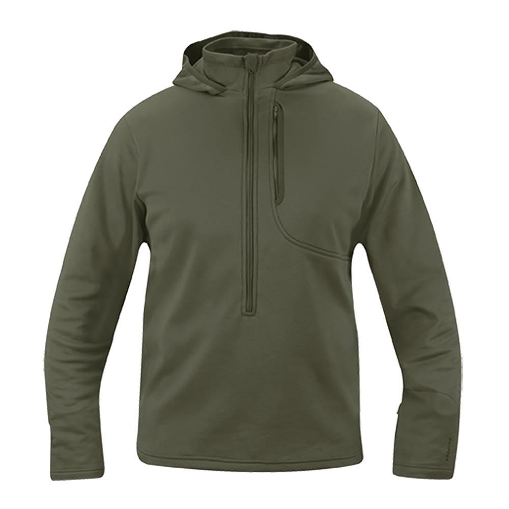 Propper V2 3 4 Zip Lightweight Hooded Sweatshirt F5481