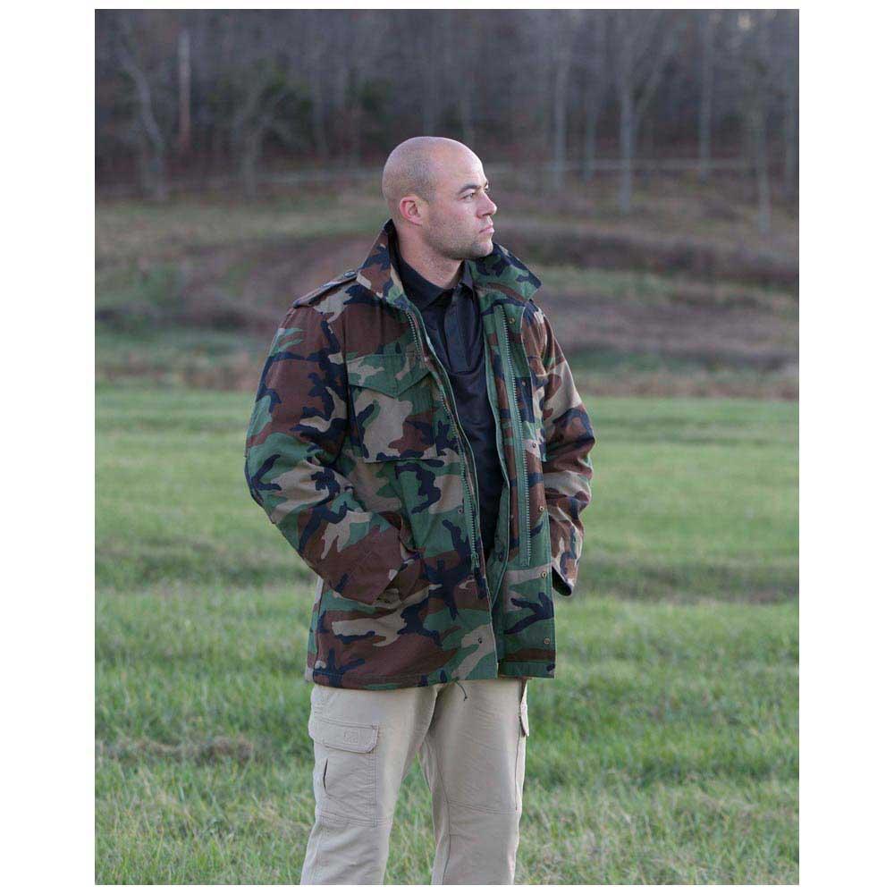 f8b14fd34 Propper M65 Military Field Coat