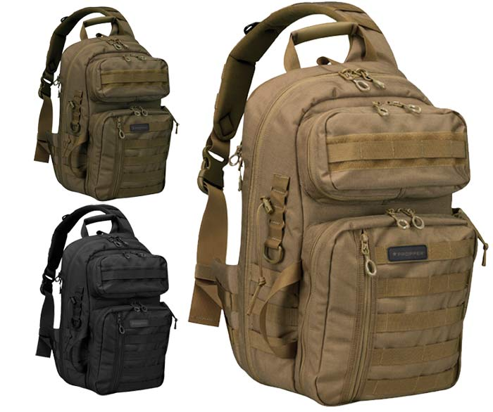 c1ae3875331e Propper Bias Sling Backpack - Tactical Sling Bag