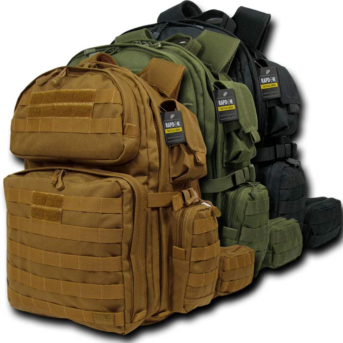 Rapdom T Rex Tactical Backpack Rapid Dominance T301