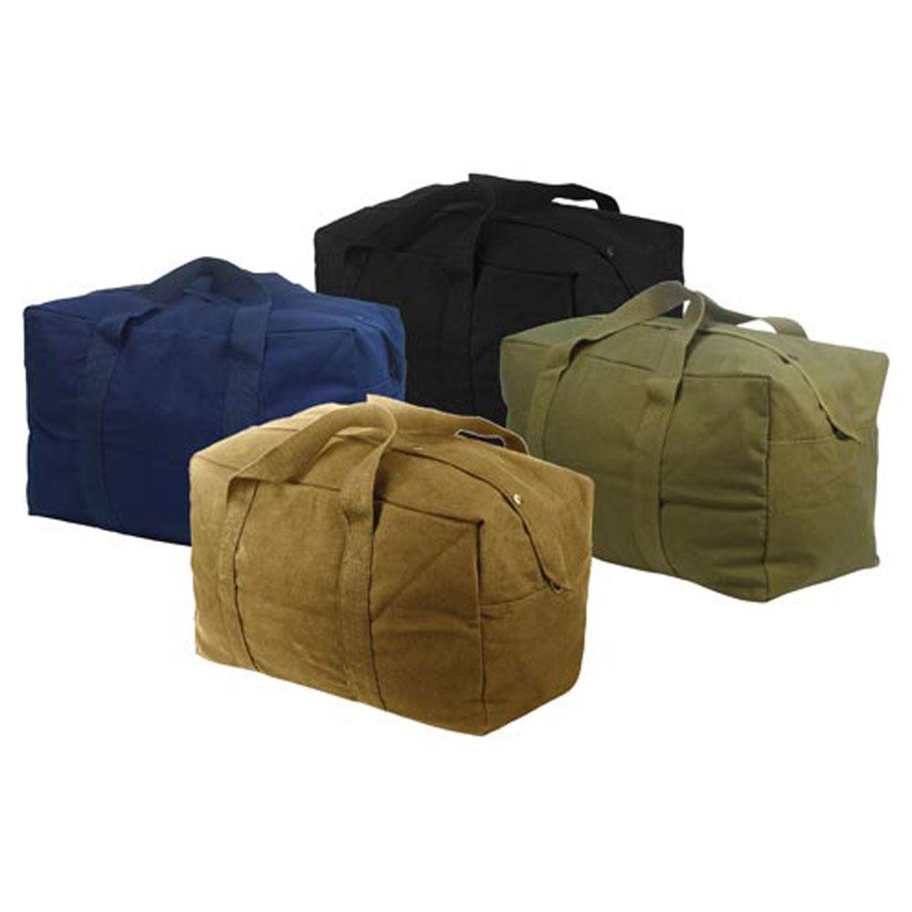Heavy-Duty Canvas Military Parachute Cargo Bag cfc47d2347b