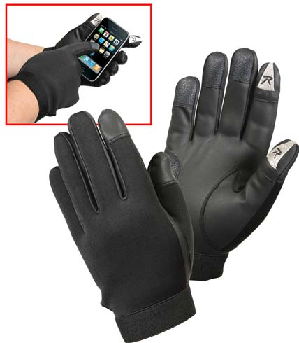 Military Touch Screen Gloves With Kevlar Oakley   CINEMAS 93
