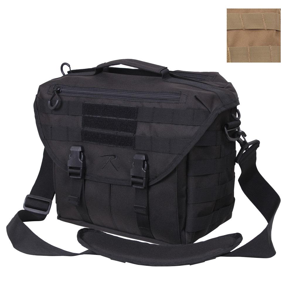 Basic Issue MOLLE Carryall Tactical Shoulder Bag
