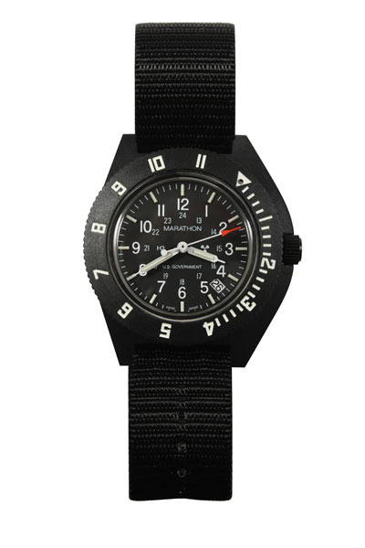 Marathon Navigator High Altitude Waterproof Wrist Watch