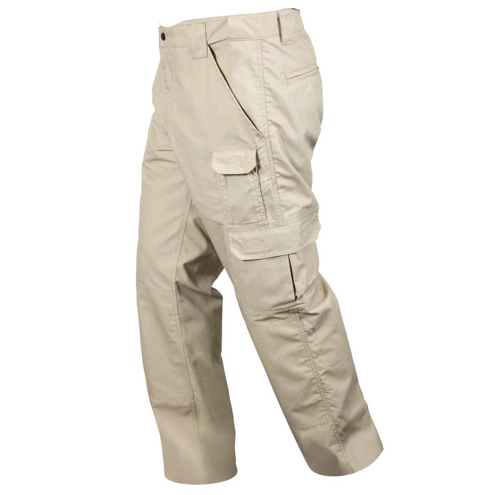 Rothco Khaki Ripstop Tactical Pants