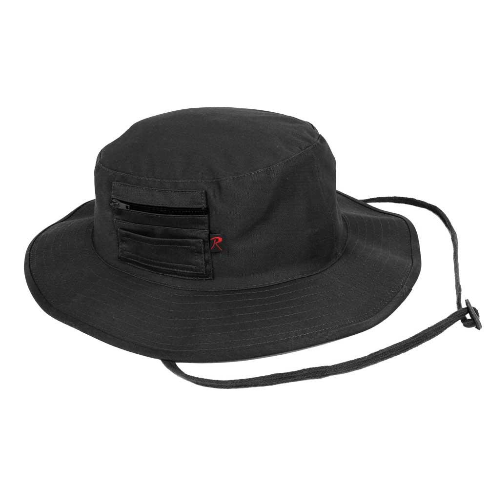 Ma 1 Black Boonie Hat