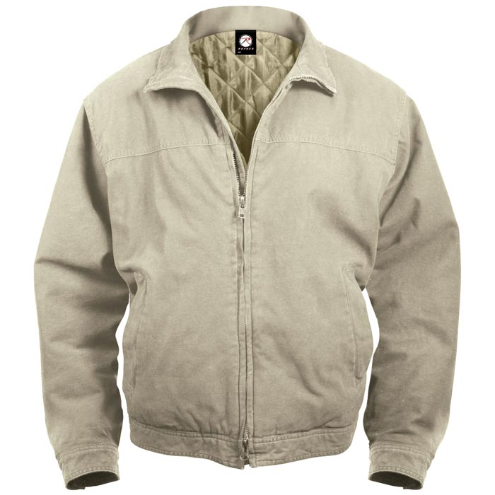 Concealed Carry Jacket Cotton Three Season Concealed